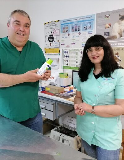 Ветеринарни лекари - МединаВет - Зоомагазин и ветеринарна клиника Велико Търново